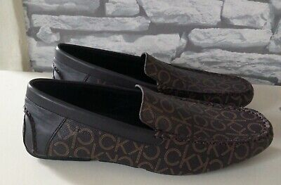 £40 • Buy Calvin Klein Men's Moccasins Loafers Slip On Shoes Size 8 - NEW