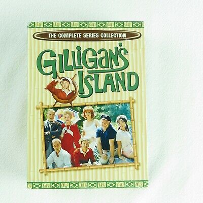 £35.47 • Buy Gilligan's Island The Complete Series Collection (dvd, 2011)