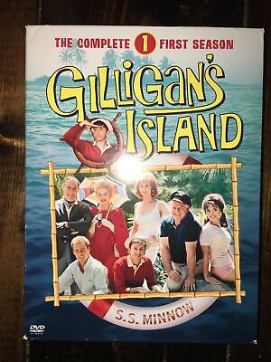 £4.45 • Buy Gilligans Island - The Complete First Season (DVD, 2004, 3-Disc Set)