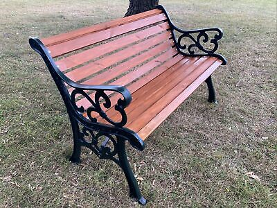 £175 • Buy Beautifully Restored Cast Iron Garden/Bench Seat/ Chair/ Wrought Iron