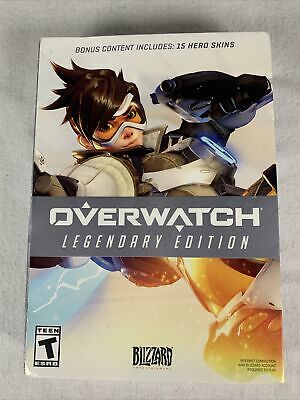 AU25.52 • Buy Overwatch Legendary Edition - PC By Blizzard Entertainment