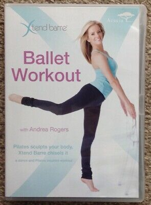£3.75 • Buy XTend Barre: Ballet Workout - Andrea Rogers [DVD] (Exercise, Fitness)