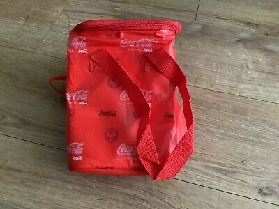 £16.99 • Buy Coca Cola Coke Insulated Zip Up Lunch Bag With Handles