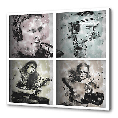 £19.79 • Buy Metallica Nothing Else Matter Canvas Print Picture Wall Art Free UK Delivery
