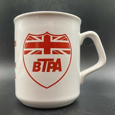 £19.95 • Buy Vintage BTPA 25 Years Of Tractor Pulling Ceramic Mug Made In England Tams