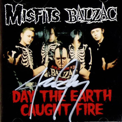 £5.56 • Buy Misfits & Balzac - Day The Earth Caught Fire [Cd] (US IMPORT) CD NEW