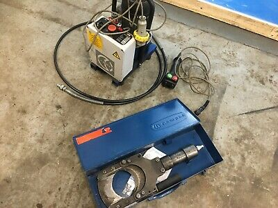 £1200 • Buy Hydraulic Copper Cable Cutter