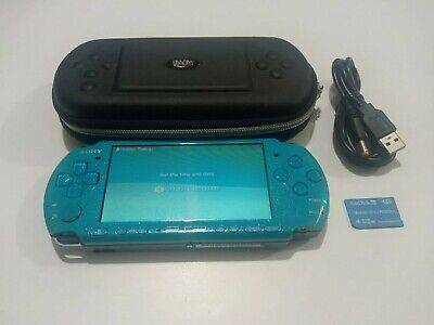 £99.95 • Buy Sony PlayStation Portable PSP 3003 Slim Lite Limited Turquoise Green Console