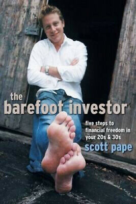 AU76.74 • Buy The Barefoot Investor: Five Steps To Financial Freedom In Your 20s And 30s
