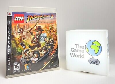 £5.95 • Buy LEGO Indiana Jones 2: The Adventure Continues - PlayStation 3 PS3   TheGameWorld