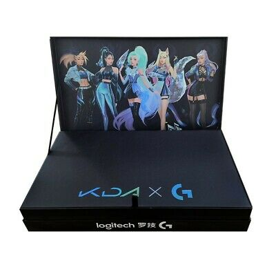 AU164.20 • Buy Logitech G304 LIGHTSPEED KDA Wireless Mouse And Mouse Pad Combo Limited Edition