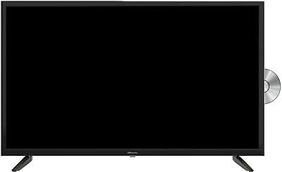 £226.99 • Buy EMtronics 32  Inch HD Ready 720p LED TV With Built-in DVD Player And Freeview HD