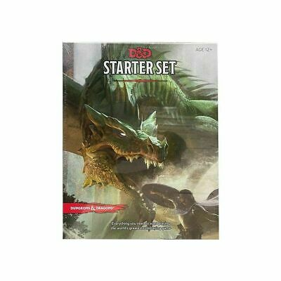 AU56.70 • Buy Dungeons And Dragons Starter Set Roleplaying Games F1