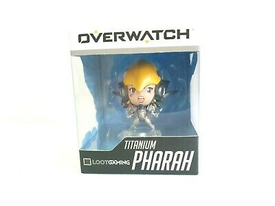 AU35.51 • Buy Overwatch Titanium Pharah Action Figure Character Figurine By Loot Gaming 2016