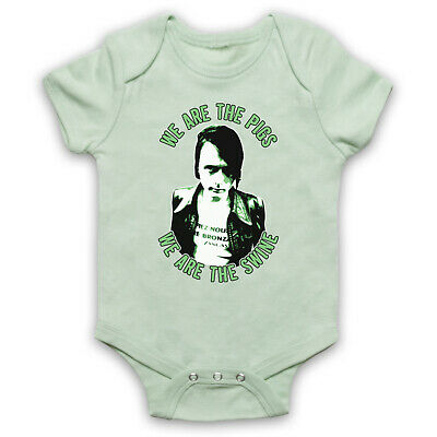 £15.99 • Buy We Are The Pigs Unofficial Suede Alternative Rock Band Baby Grow Babygrow Gift