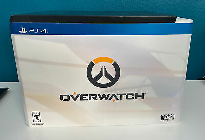 AU172.25 • Buy Overwatch Origins Edition [ Collector's Edition ] (PS4) NEW- Open Box