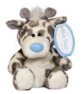 £13.99 • Buy Me To You My Blue Nose Friends Collectors 4  Plush No .7 - Twiggy The Giraffe
