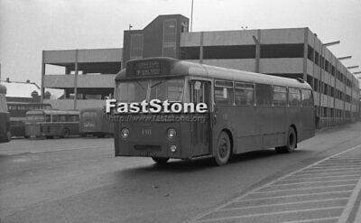 £5 • Buy 35mm BUS Negative  POTTERIES MOTOR TRACTION 937UVT ROUTE 7 {PMT}