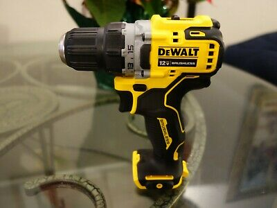 £42.51 • Buy Dewalt XTREME 12-Volt Max 1/4-in Brushless Cordless Drill (Tool Only) 12V DCD701