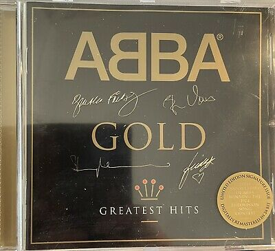 £4.49 • Buy ABBA : Gold: Greatest Hits CD Etched Case