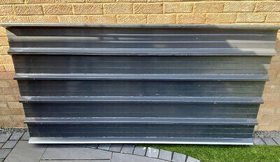 £260 • Buy Roof Panels X 5 - Unused & Insulated  (80mm PIR Insulated) Size: 2m X 1m
