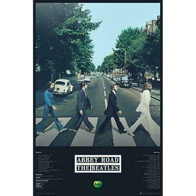 £8.99 • Buy The Beatles Abbey Road Rock Pop Maxi Poster Print 61x91cm Wall Art Picture