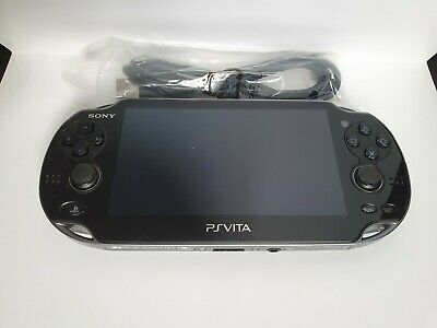 £85 • Buy Sony PlayStation PS Vita Console With Charger - Used Condition WiFi Model