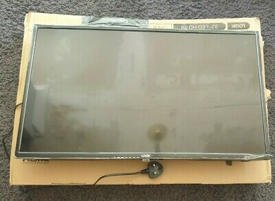 £135 • Buy Barely Used LOGIK L32HE20 32  HD Ready LED TV - Purchased NEW Feb 21 - Leicester