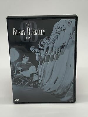 £7.27 • Buy The Busby Berkeley Disc (DVD, 2006)WB Musical Numbers