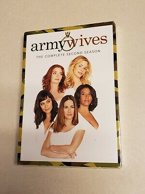 £13.78 • Buy Army Wives - The Complete Second Season (DVD, 2009)