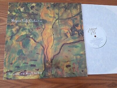 £28.23 • Buy PENGUIN CAFE ORCHESTRA : When In Rome... UK LP  56 NMINT