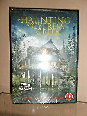 £2.49 • Buy A Haunting At Cypress Creek (dvd, 2015) New And Sealed
