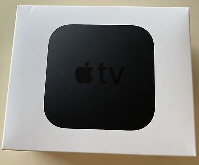 AU172.50 • Buy Apple TV 4K HDR 64GB A1842 MP7P2LL/A Original Box And Packing