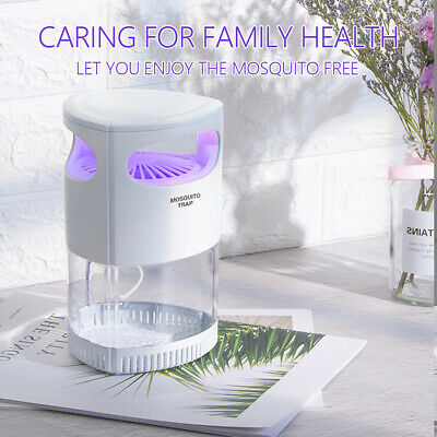 £7.23 • Buy Electric Mosquito Killer Lamp Outdoor/Indoor Fly Bug Insect Zapper Trap NEW UK
