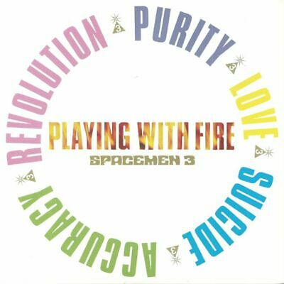 £28.24 • Buy SPACEMEN 3 - Playing With Fire - Vinyl (LP + Insert + MP3 Download Code)