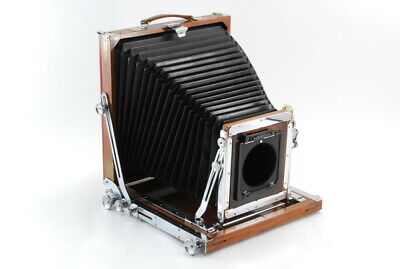 £1457.72 • Buy Tachihara 8x10 / Hasemi Field Stand 810 Wood Large Format Camera From JAPAN 1862