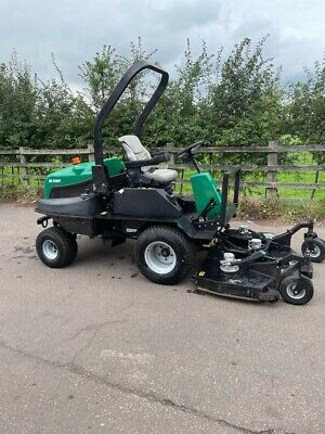 £4950 • Buy Ransomes Hr3300t Outfront Diesel Ride On Mower 61 Registered