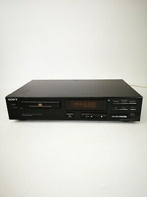£39.99 • Buy SONY CD Player CDP-312 Hifi Separate Black Compact Disc Player
