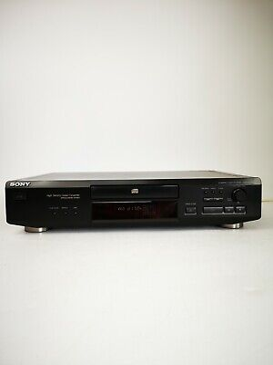 £39.99 • Buy SONY CDP-XE220 Compact Disc CD Player Vintage Hifi Separate Black Audio