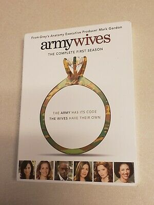 £8.69 • Buy Army Wives: The Complete First Season (DVD, 2007)