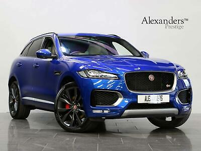 £44995 • Buy Jaguar F-Pace 3.0d V6 First Edition Auto AWD (s/s) 5dr SUV Diesel Automatic