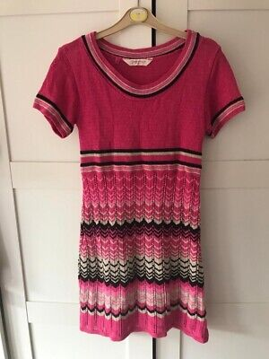 £1.99 • Buy NEW LOOK Generation Pink Fairisle Knitted Dress. Age 14-15 Years