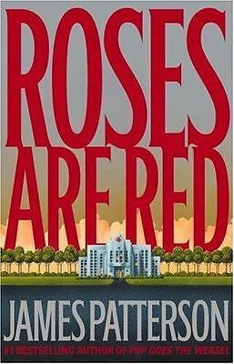 £2.91 • Buy Roses Are Red ~ JAMES PATTERSON ~ HB ~ VGC