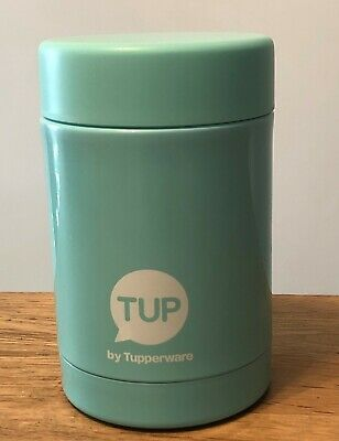 AU29.95 • Buy AS NEW - Tupperware Thermos Thermal Flask Travel CUP - 250ml - Aqua - Rrp $39.95