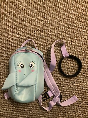 £3.99 • Buy SHARK Shaped Childs Backpack With Reins