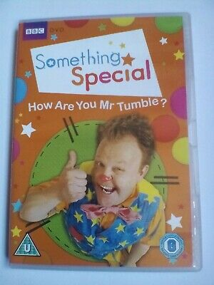 £0.99 • Buy Something Special - How Are You Mr Tumble? ( DVD) Justin Fletcher