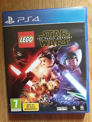£6.99 • Buy Lego Star Wars The Force Awakens Ps4 Playstation 4