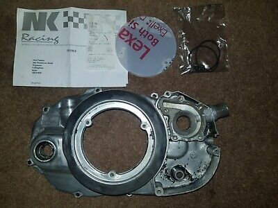 £80 • Buy Yamaha Rd350 Ypvs Clutch Cover  Modified .clear Plate Screws O Rings And Receipt