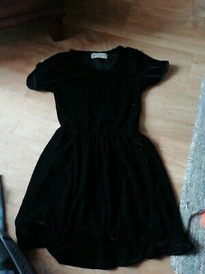 £2.70 • Buy Blue And Green Checked Dress Hearts & Bows Size 6 8 XS