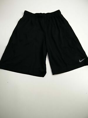 £9.99 • Buy Mens Nike Size Small Black Dri-fit Active Shorts Sports Fitness Gym Summer